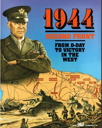 3W 1944 : Second Front