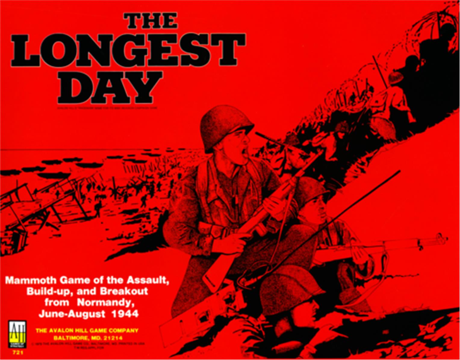 Avalon Hill The Longest Day Download