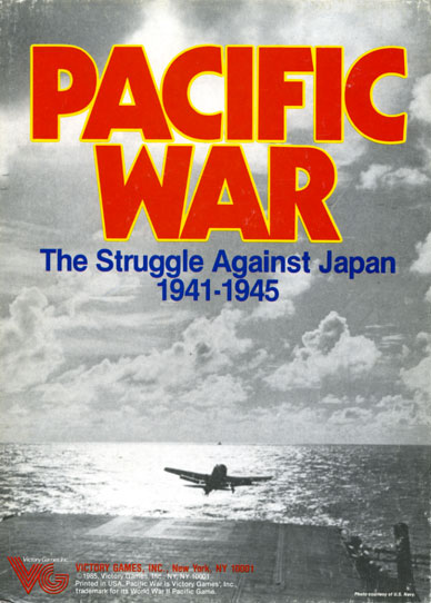Victory Games Pacific War