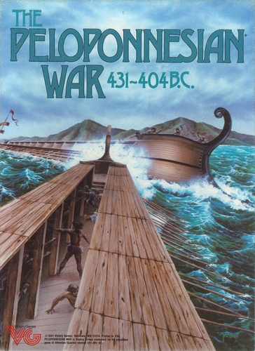 Victory Games Peloponnesian War Digital Download