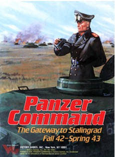 Victory Games Panzer Command