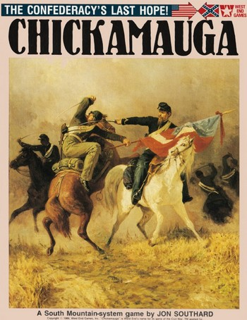 West End Games - Chickamauga Digital Download